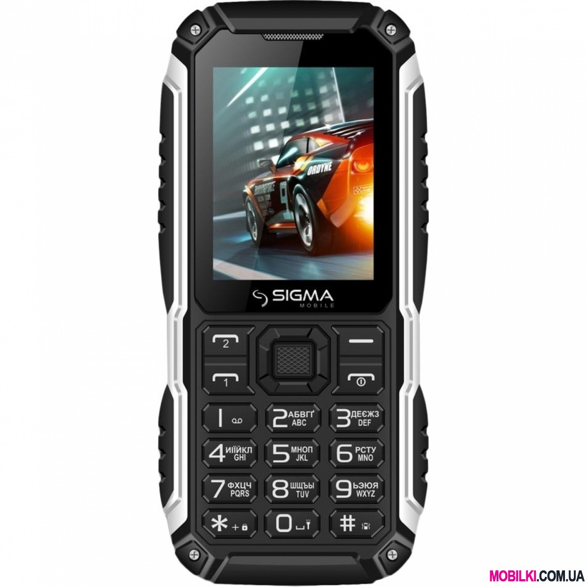 Sigma mobile X-treme PT68