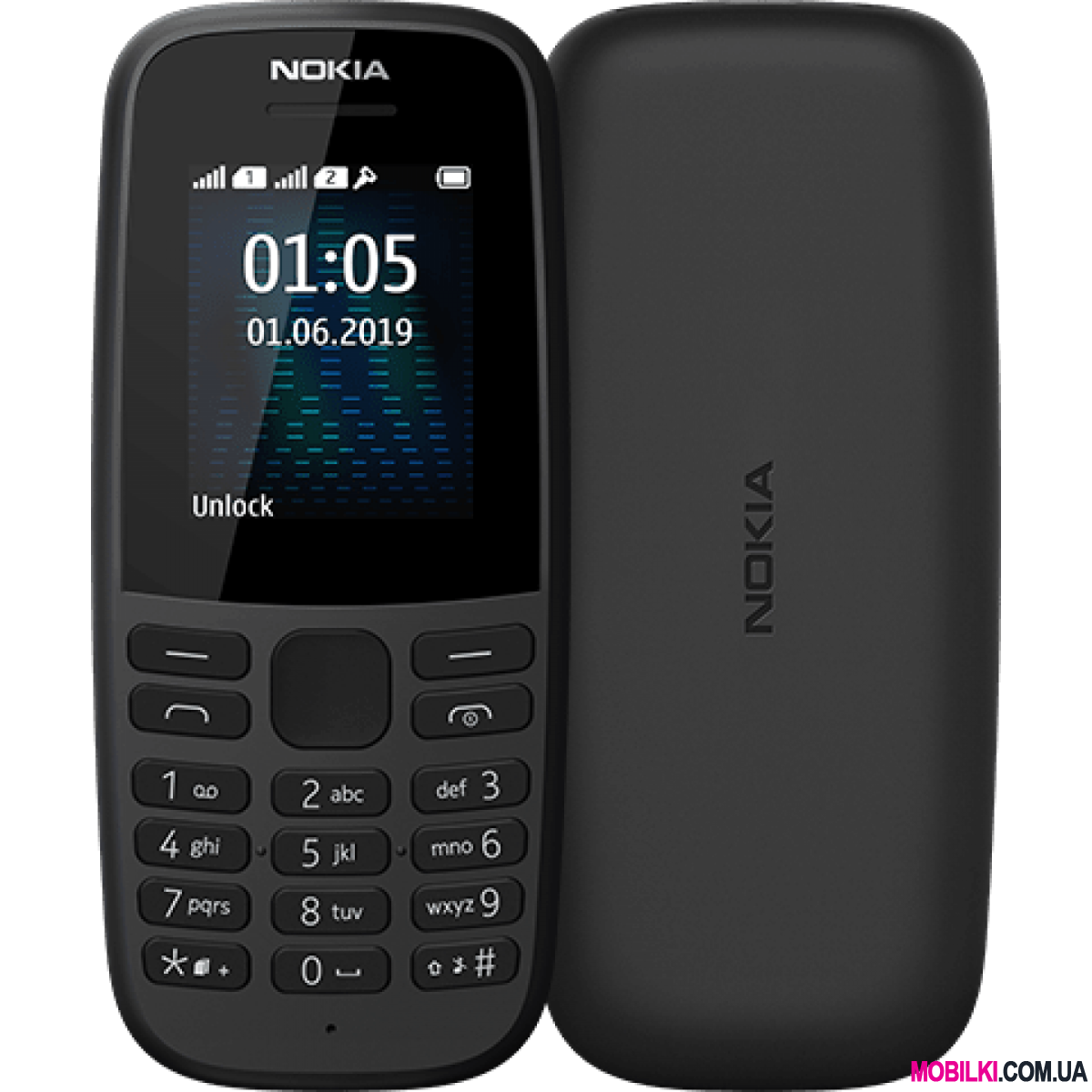 Nokia 105 DS 2019
