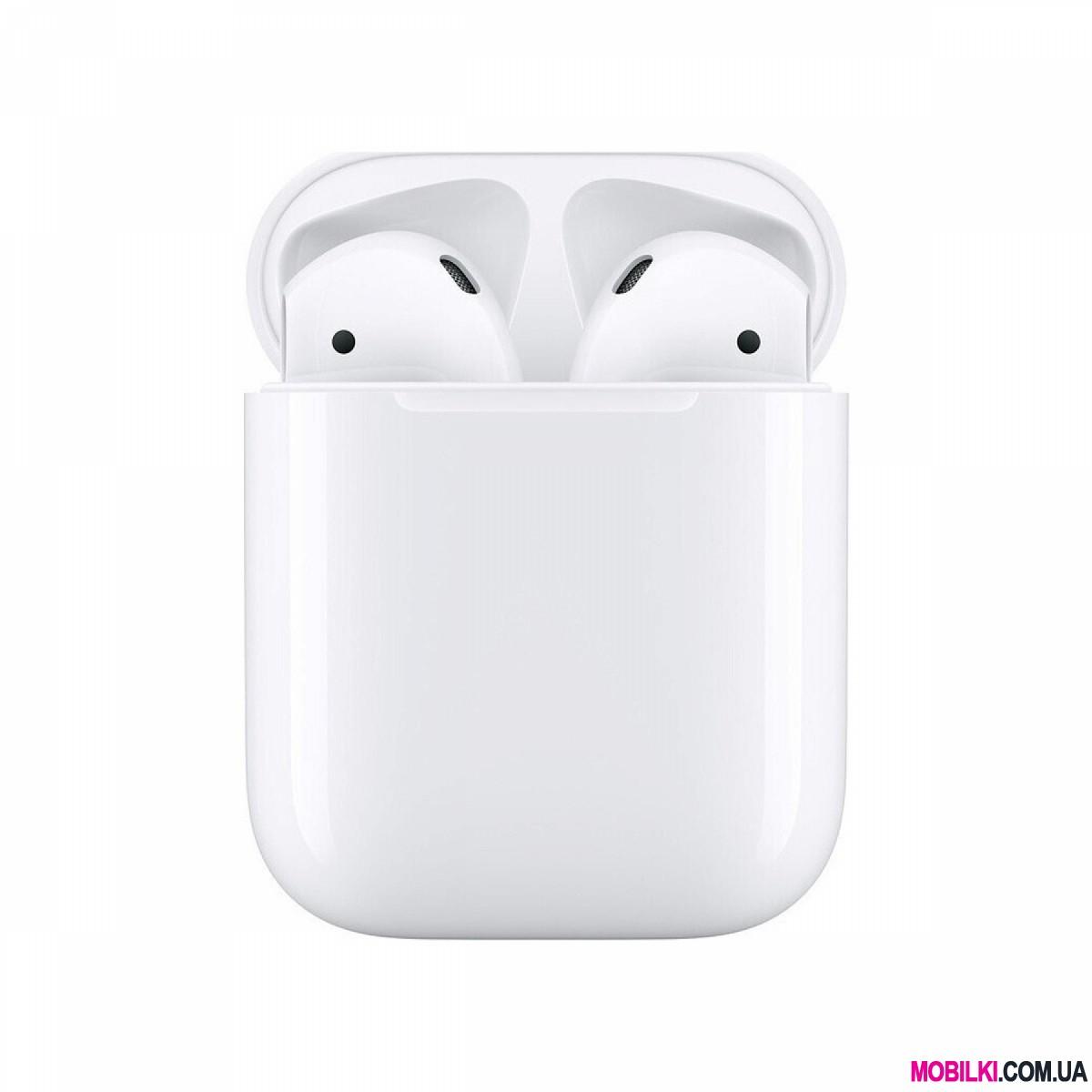 Apple AirPods 2 (MV7N2) White UA