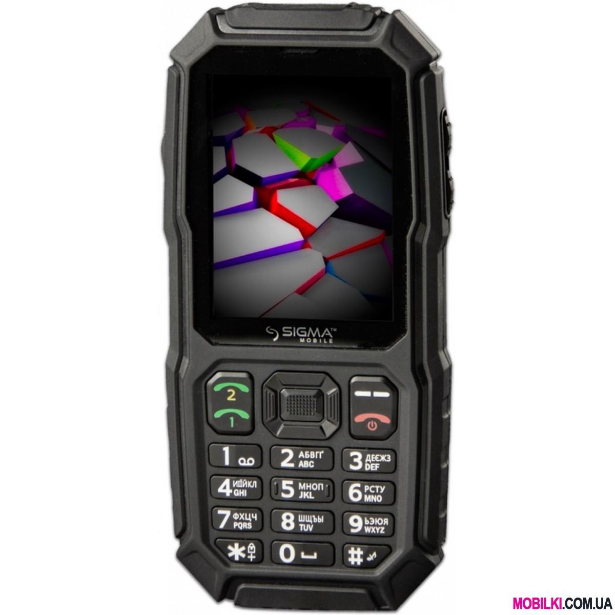 Sigma mobile X-treme ST68