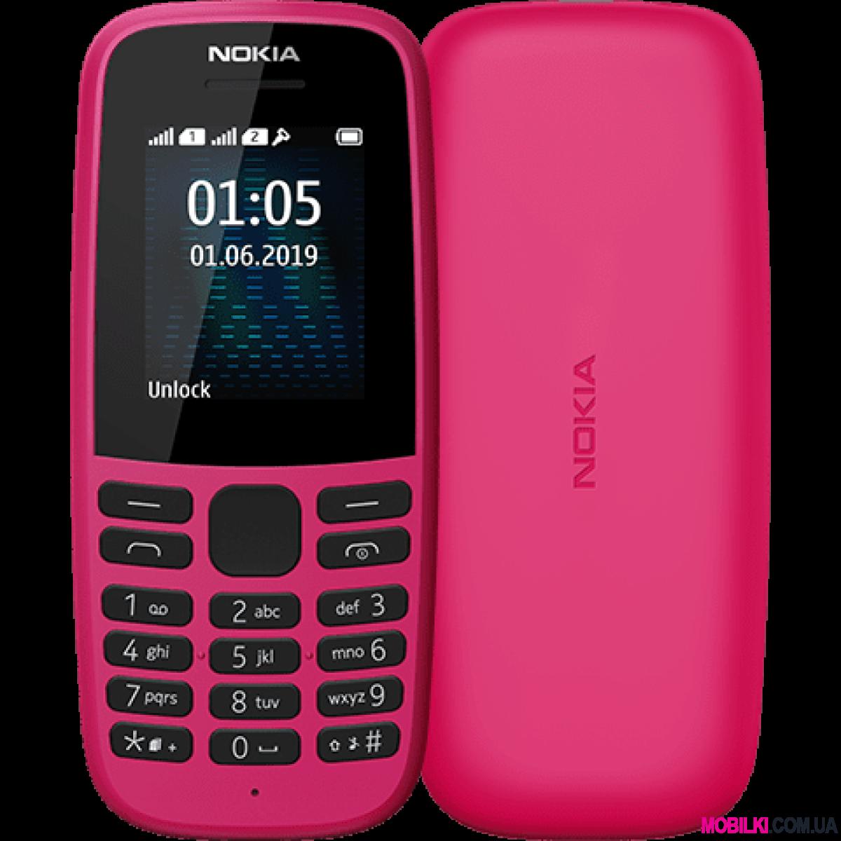 Nokia 105 SS 2019